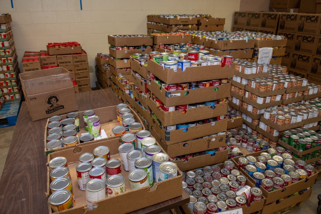 Meridian Foodbank – No more empty bowls!